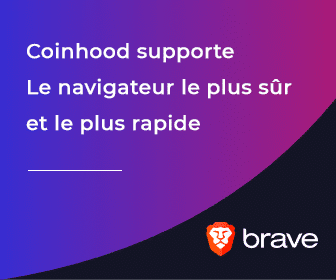 Coinhood supporte brave